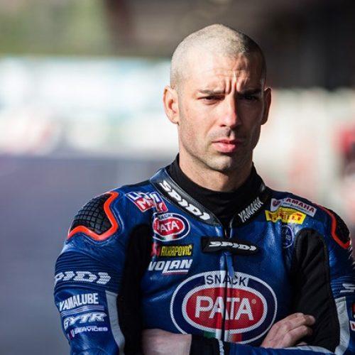 Marco Melandri anuncia que se vai retirar da competição