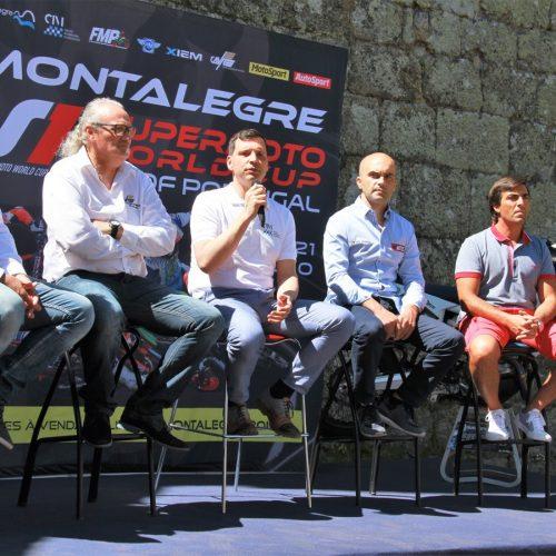 Taça do mundo FIM de Supermoto foi apresentada no Castelo de Montalegre