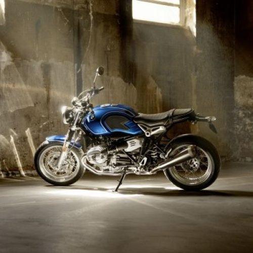 Esta é a nova BMW R nineT /5