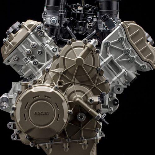 Ducati pondera alargar motor V4 a outros modelos