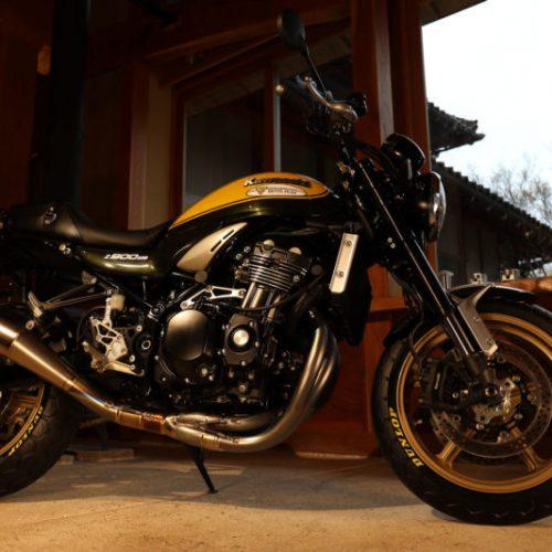 Dunlop apresenta TT100 GP Radial de aparência Retro