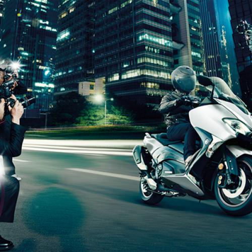 Yamaha reforça campanhas para os modelos da família MAX