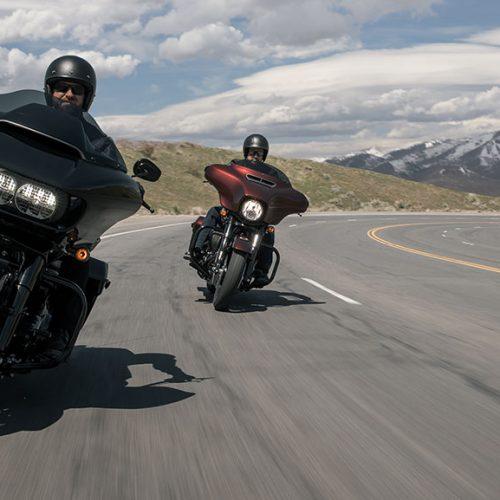 Dunlop vai ser rainha na semana europeia da Harley-Davidson