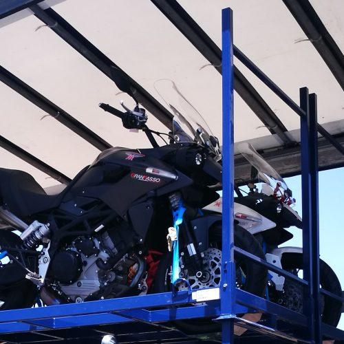 Garland Transport Solutions duplica volume de transporte de motos