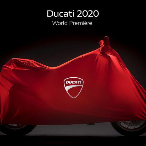 Ducati anuncia novidades para 2020