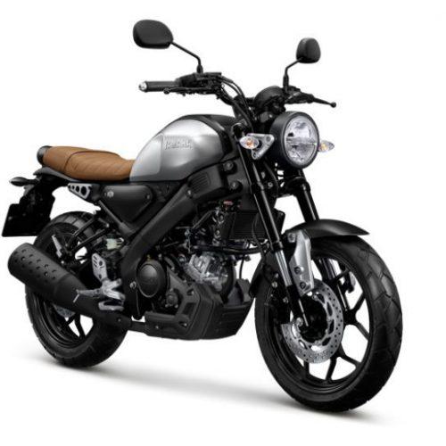 Yamaha desvenda nova XSR155 na Tailândia