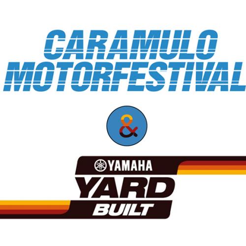 Yamaha presente no Caramulo Motor Festival 2019