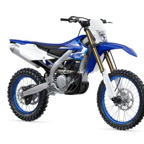 Yamaha lança nova WR250F de enduro