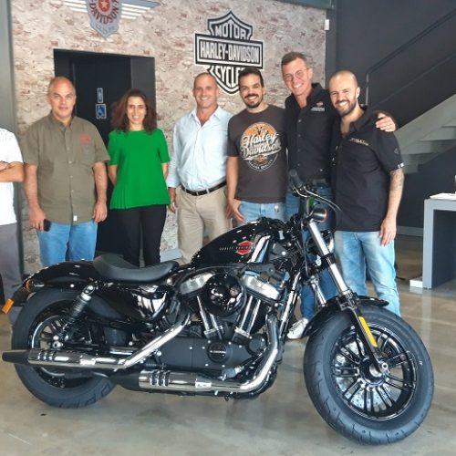 Parceria entre a Harley-Davidson e a FCA Bank chega agora a Portugal