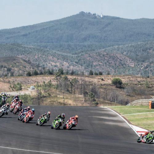 Mundial de Superbikes chega a Portimão