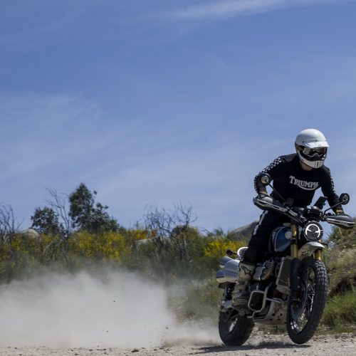 Baja Portalegre 500 terá duas Triumph Scrambler na partida