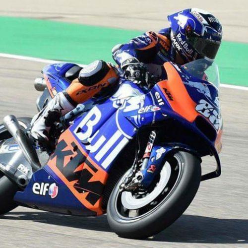 Oliveira é décimo segundo no Japão e leva mais quatro pontos para casa