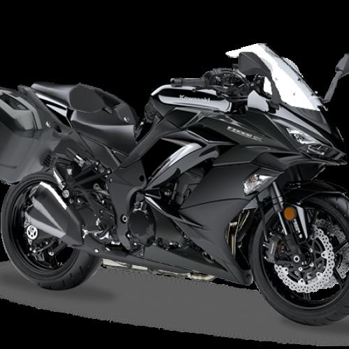 Kawasaki oferece pack Tourer na Z1000 SX por um preço competitivo