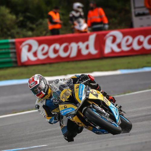 Ivo Lopes sagra-se campeão de Superbike do CNV