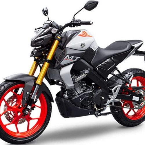 Yamaha mostra nova MT-125 para 2020