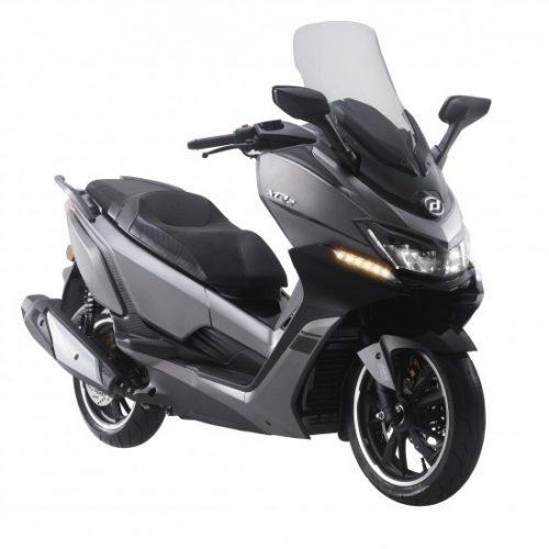 Daelim XQ2 300 já está disponível para venda
