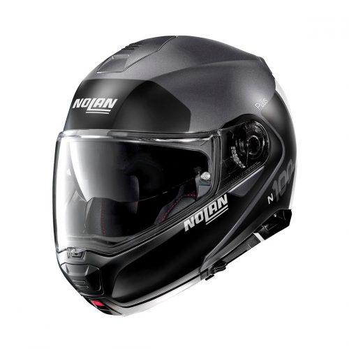 Nolan lança novo capacete N100-5 Plus