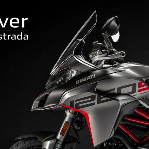 Ducati oferece quatro anos de garantia em toda a família Multistrada
