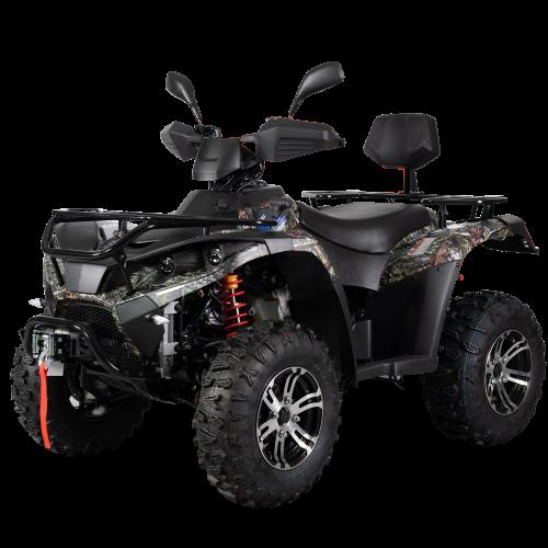 Linhai lança em Portugal nova versão do ATV LH500 4×4