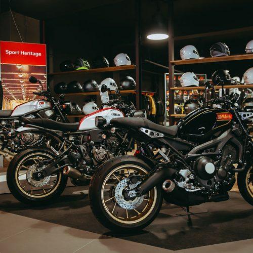 Lysboa Garage, novo concessionário Yamaha em Lisboa