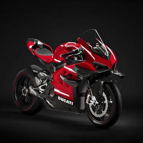 Ducati Panigale V4 Superleggera é uma moto de sonho