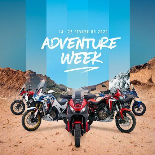 Honda convida a descobrir e testar a sua nova gama Adventure