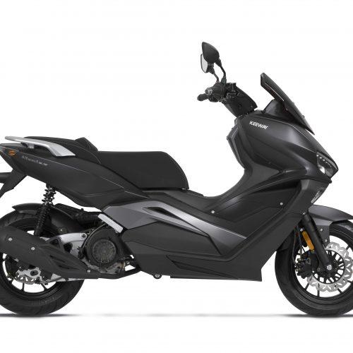 Keeway lança nova Vieste 125, scooter de perfil urbano
