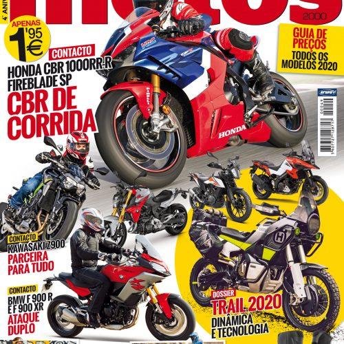Revista Motos de março hoje nas bancas