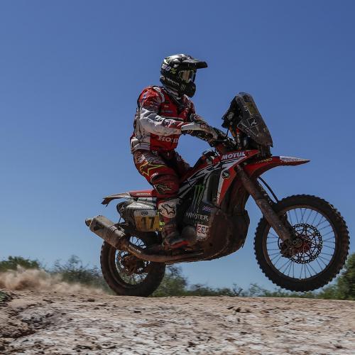Michelin mostra três novidades de pneus off-road para moto