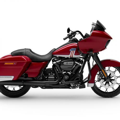 Harley-Davidson apresenta pintura especial para os modelos Road Glide