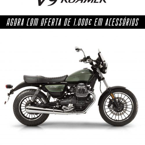 Moto Guzzi lança nova campanha de acessórios