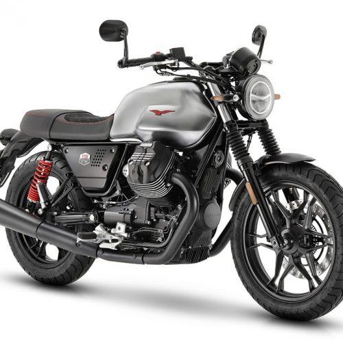Moto Guzzi V7 Stone S já está disponível em Portugal