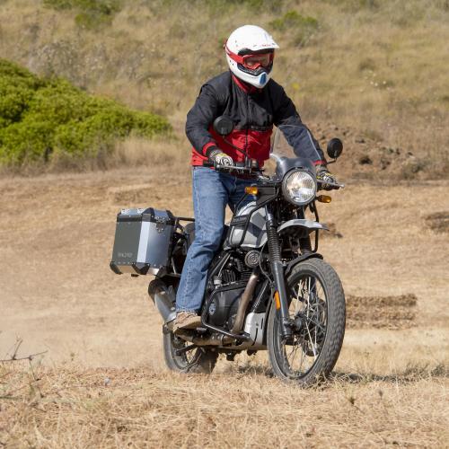 Contacto – Royal Enfield Himalayan Adventurer – Pura essência trail