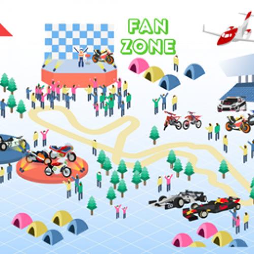 Honda lança novas secções na sua web global