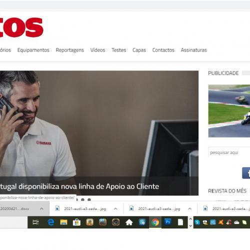 Revista Motos não vai para as bancas em maio