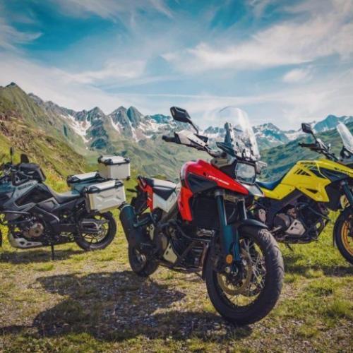 Nova Suzuki V-Strom já disponível em pré-venda