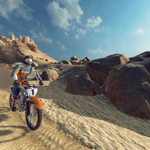 Dirt Bike Unchained chega às plataforma iOS e Android