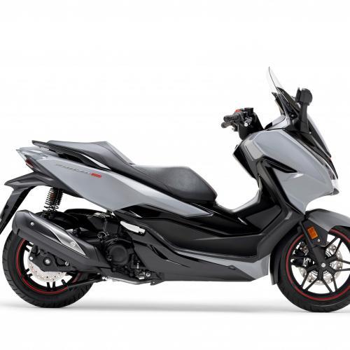 Honda lança nova Forza 300 Limited Edition