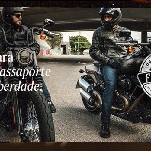 Harley-Davidson devolve até 1000 euros gastos com escola de condução
