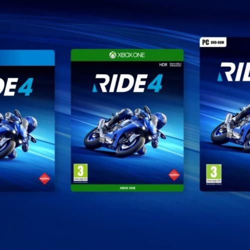 Bridgestone em parceria com a Milestone para o jogo RIDE4