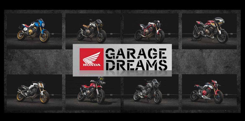 Honda mostra filme da Edição Ibérica do Concurso Honda Garage Dreams