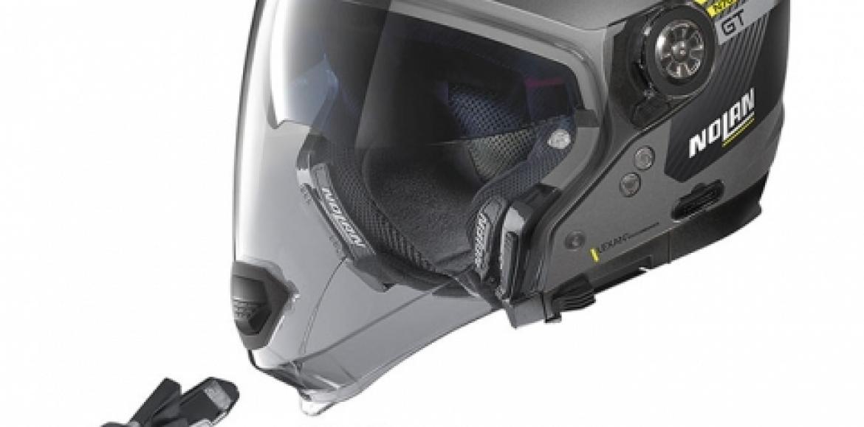 Golden Bat lança novo capacete Nolan N70-2GT
