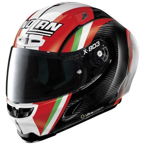 Nolan tem novas réplicas de capacetes do SBK e do Moto GP