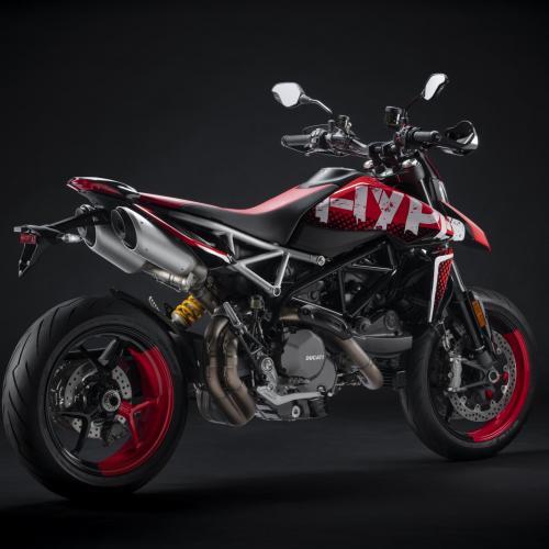 Ducati apresenta a nova versão Hypermotard 950 RVE