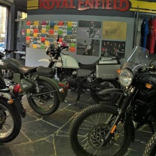 Motocidade leva Royal Enfield ao Porto