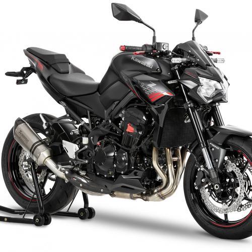"Nova Kawasaki Z900 ""R Edition"" já está à venda no mercado nacional"