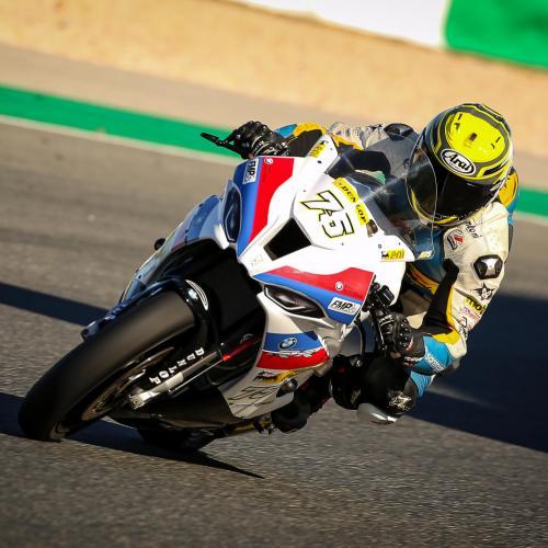 Dupla vitória para Ivo Lopes e BMW Motorrad Eni
