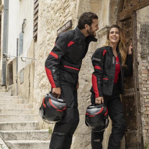 Ducati tem merchandising para viajar com conforto e segurança