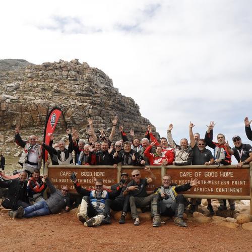 Africa Twins vão até à Islândia para a terceira edição da Adventure Roads
