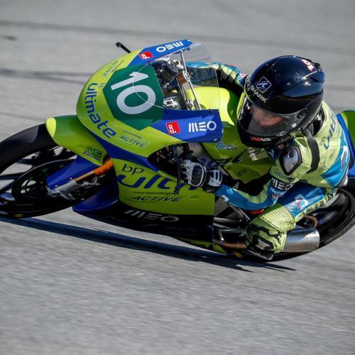 Miguel Oliveira Fan Club Racing Team regressa ao Estoril com ambição